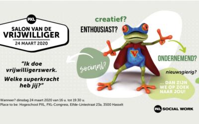 Worden wij vrijwilligersorganisatie van het jaar voor Limburg?